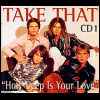 Take That - How Deep Is Your Love