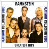 Rammstein - Platinum Collection 2000: Greatest Hits
